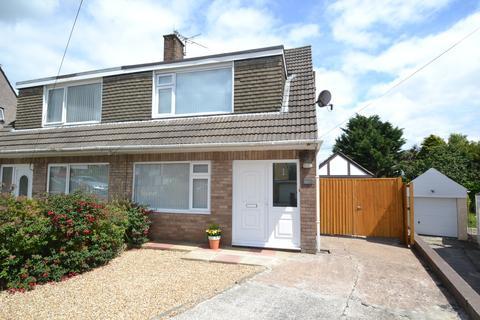 3 bedroom semi-detached bungalow to rent - Highbury Crescent, Cefn Glas, Bridgend, CF31 4RD
