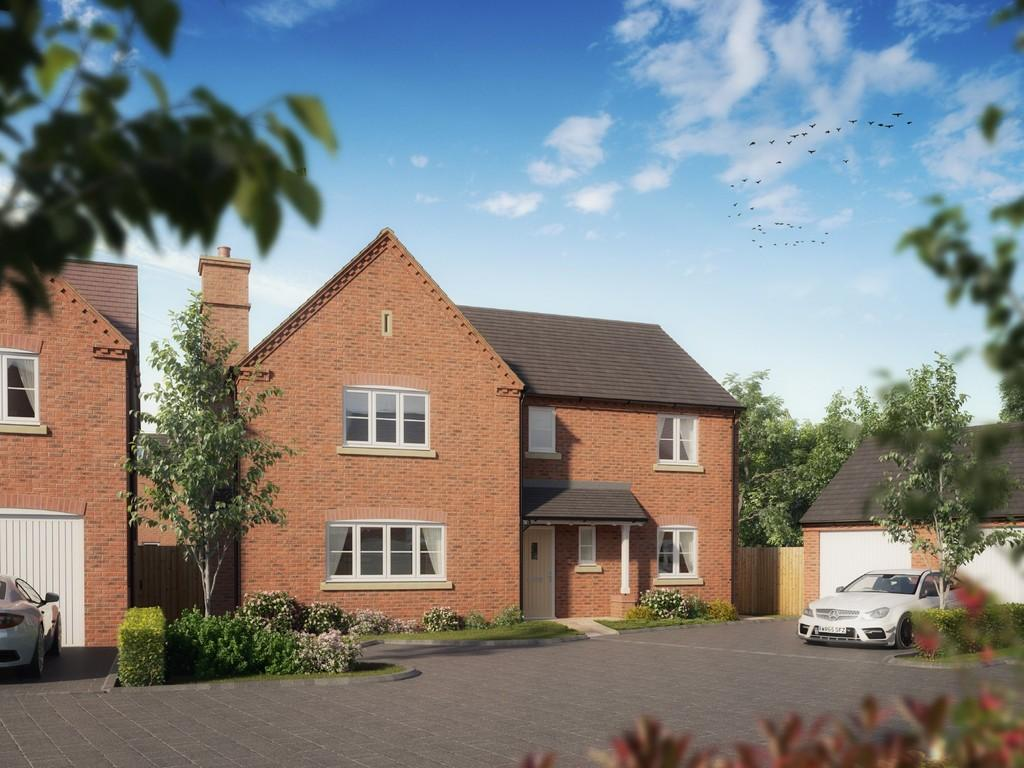 4 Bedrooms Detached House for sale in Plot 21, The Clifton, Seven Arches, Barford