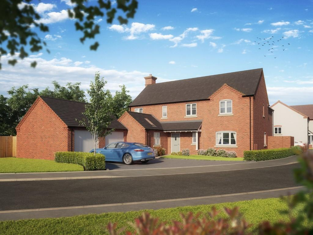 5 Bedrooms Detached House for sale in Plot 20 The Severn, Seven Arches, Barford