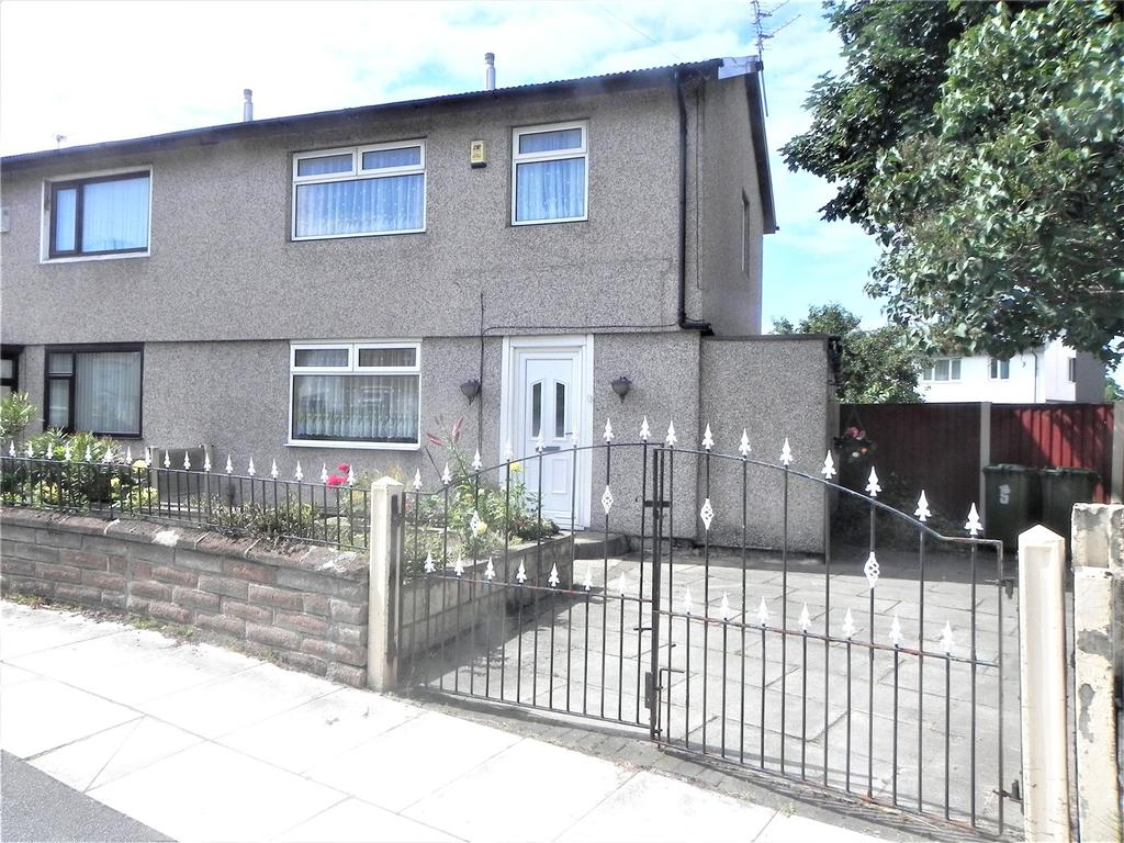 3 Bedrooms Semi Detached House for sale in Harrington Road, Litherland, L21