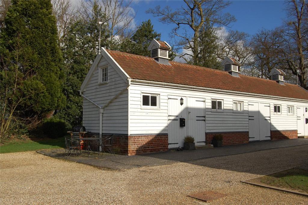 1 Bedroom Barn Conversion Character Property