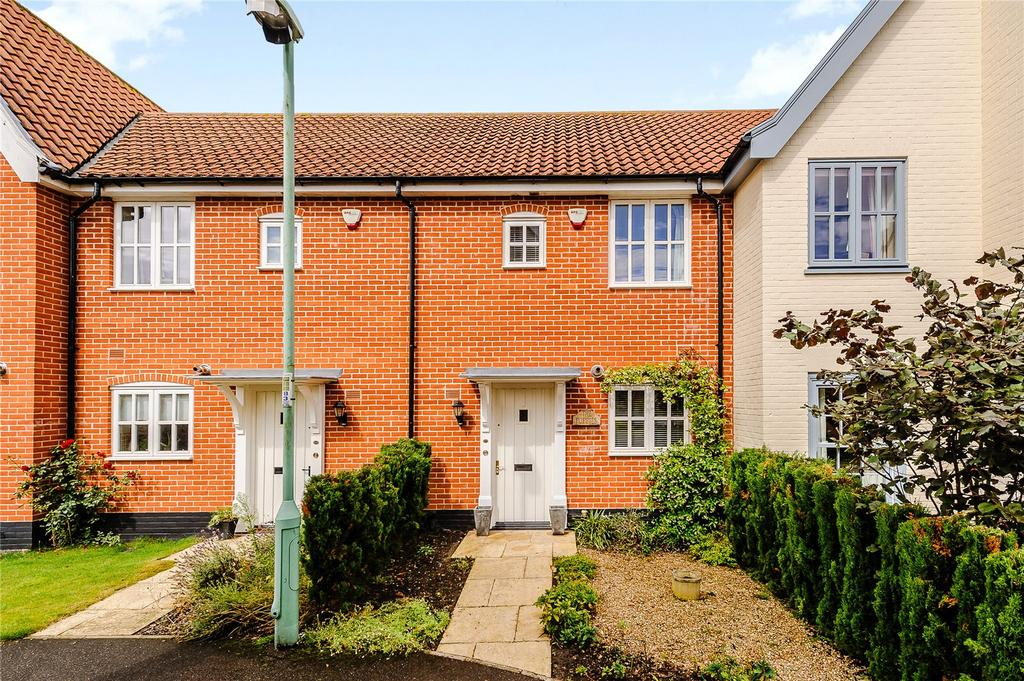 2 Bedrooms Terraced House for sale in Willow Close, Walsham le Willows, Suffolk, IP31
