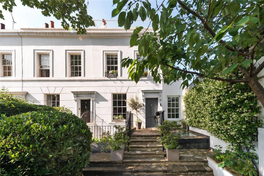 5 Bedrooms House for sale in Pelham Street, South Kensington, London