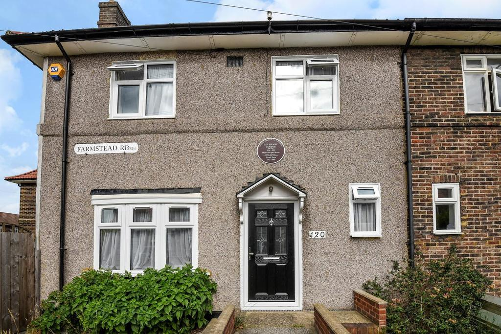 2 Bedrooms Terraced House for sale in Farmstead Road, Catford