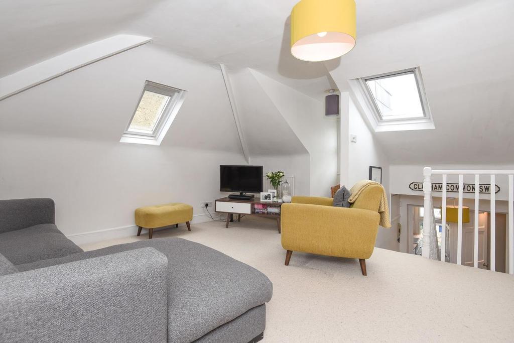 1 Bedroom Flat for sale in Sugden Road, Battersea