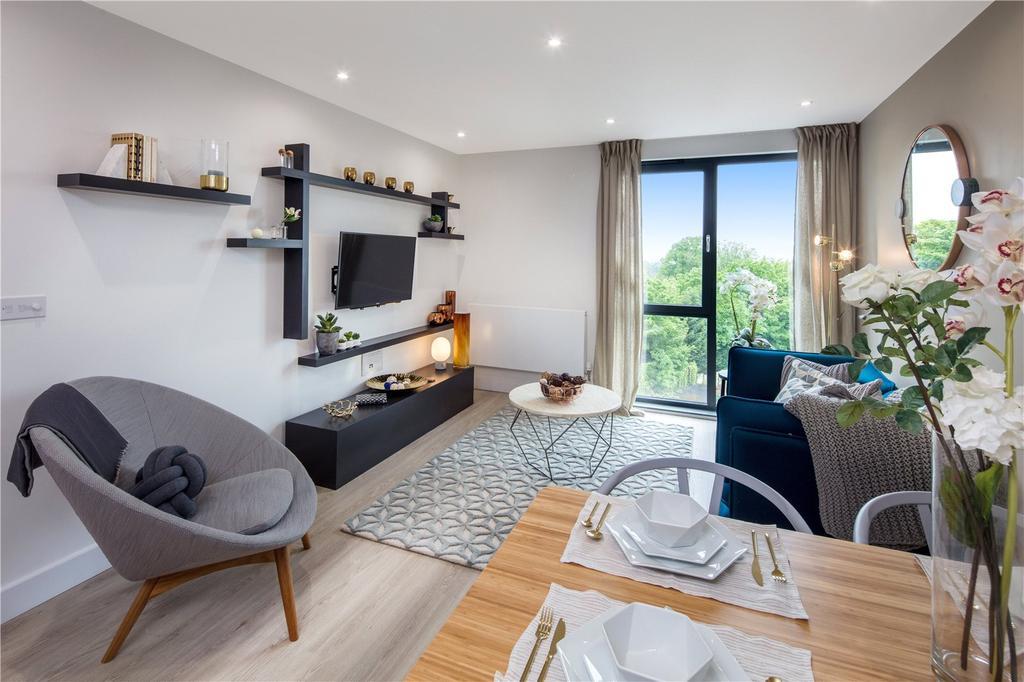 2 Bedrooms Flat for sale in N9 Bourchier Court, London Road, Sevenoaks, Kent, TN13
