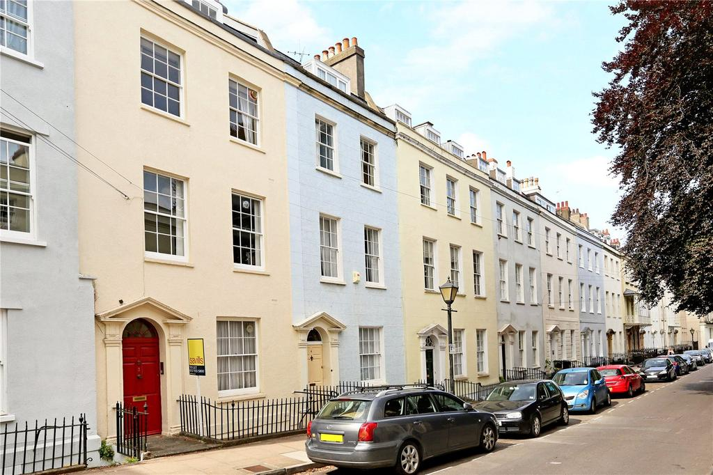 3 Bedrooms Maisonette Flat for rent in York Place, Clifton, Bristol, BS8
