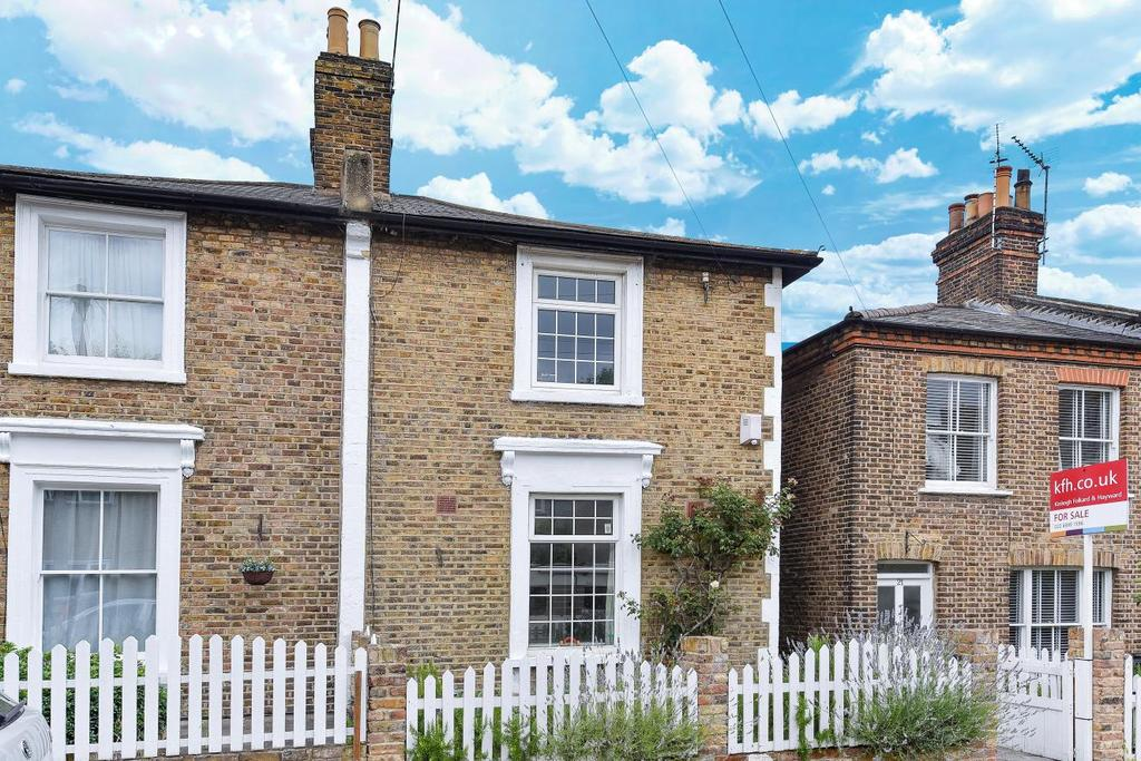 3 Bedrooms Semi Detached House for sale in Hindsleys Place, Forest Hill, SE23