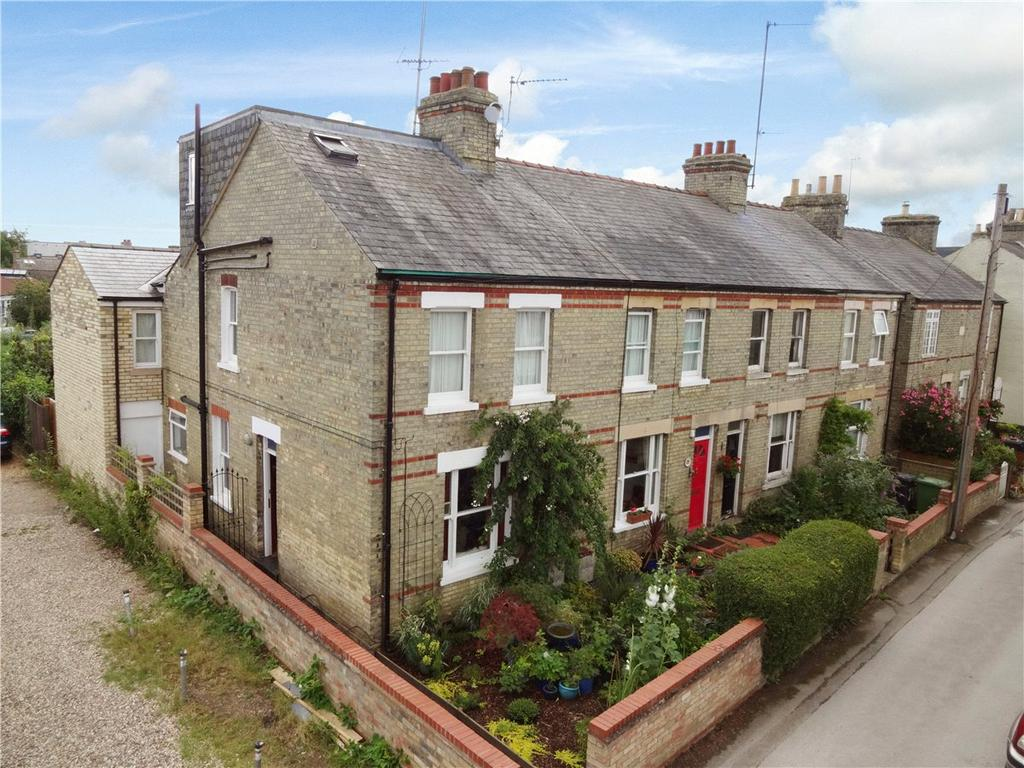 4 Bedrooms End Of Terrace House for sale in Greens Road, Cambridge, CB4