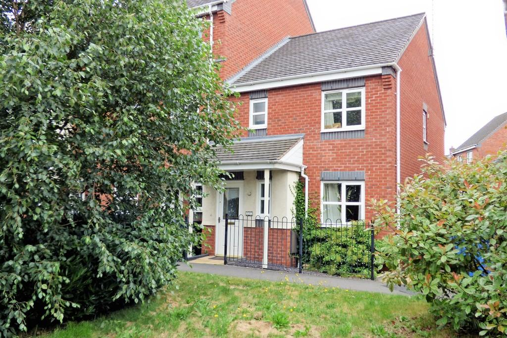 3 Bedrooms Town House for sale in Horninglow Road North, Burton-on-Trent