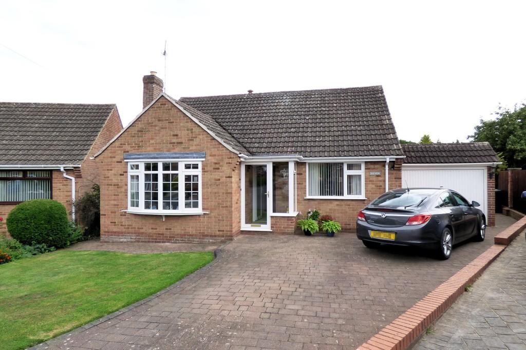 3 Bedrooms Detached Bungalow for sale in Standing Butts Close, Walton-on-Trent