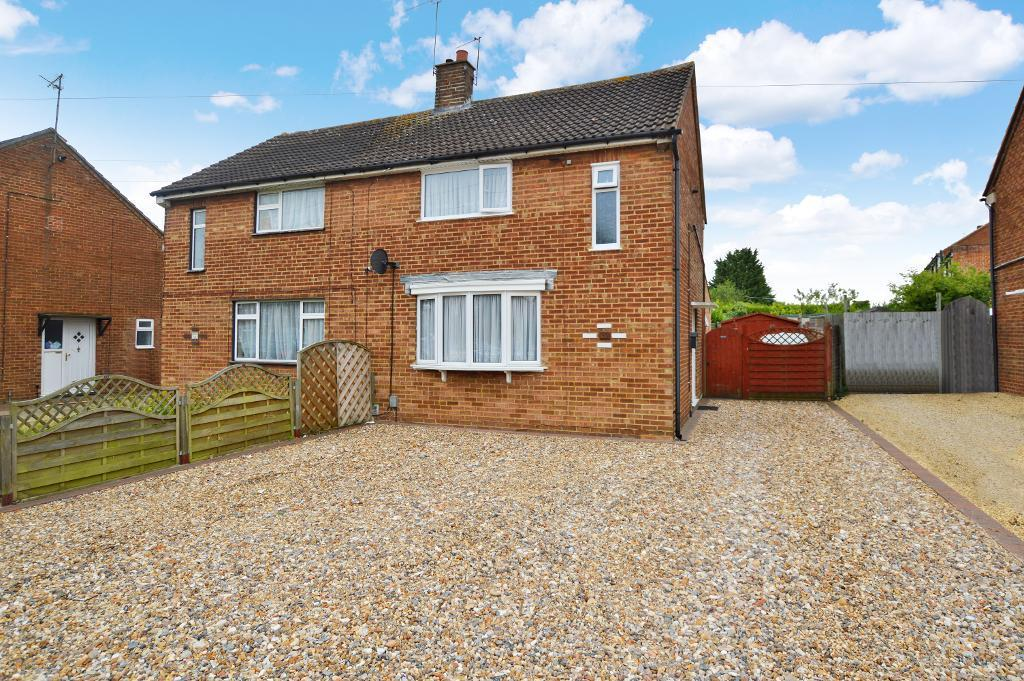 3 Bedrooms Semi Detached House for sale in Lalleford Road, Vauxhall Park, Luton, LU2 9JQ