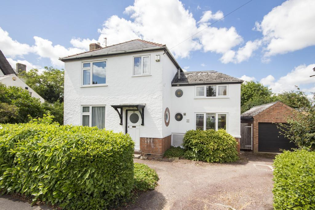 4 Bedrooms Detached House for sale in High Street, Girton