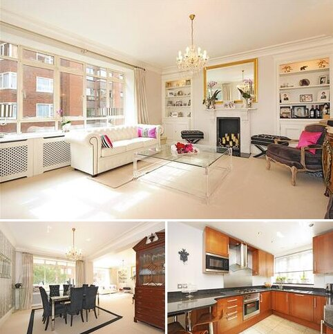 3 bedroom apartment to rent - Viceroy Court, Prince Albert Road, St John's Wood, London, NW8