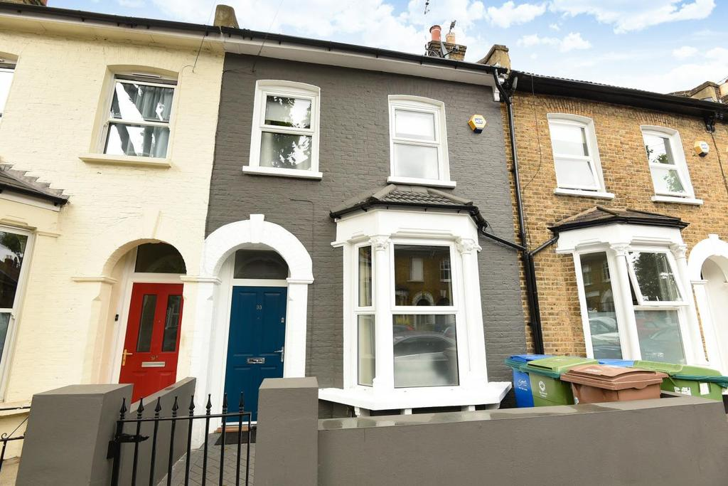 2 Bedrooms Terraced House for sale in Kimberley Avenue, Nunhead, SE15
