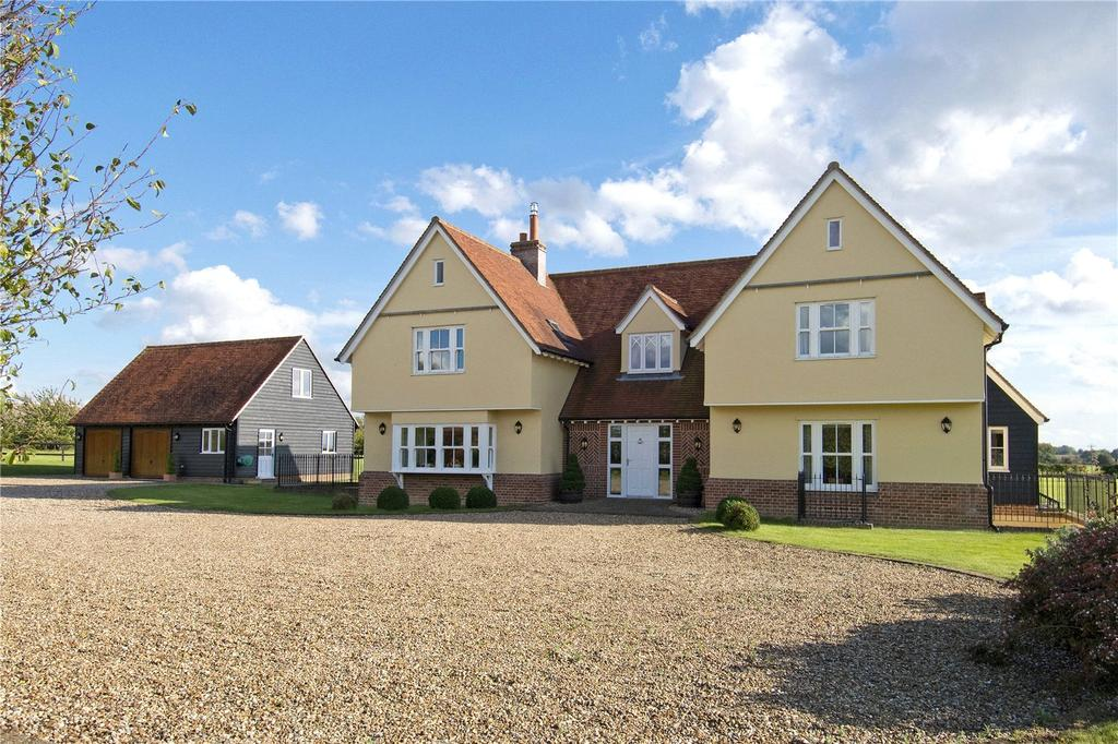 5 Bedrooms Detached House for sale in The Broadway, Dunmow, Essex, CM6