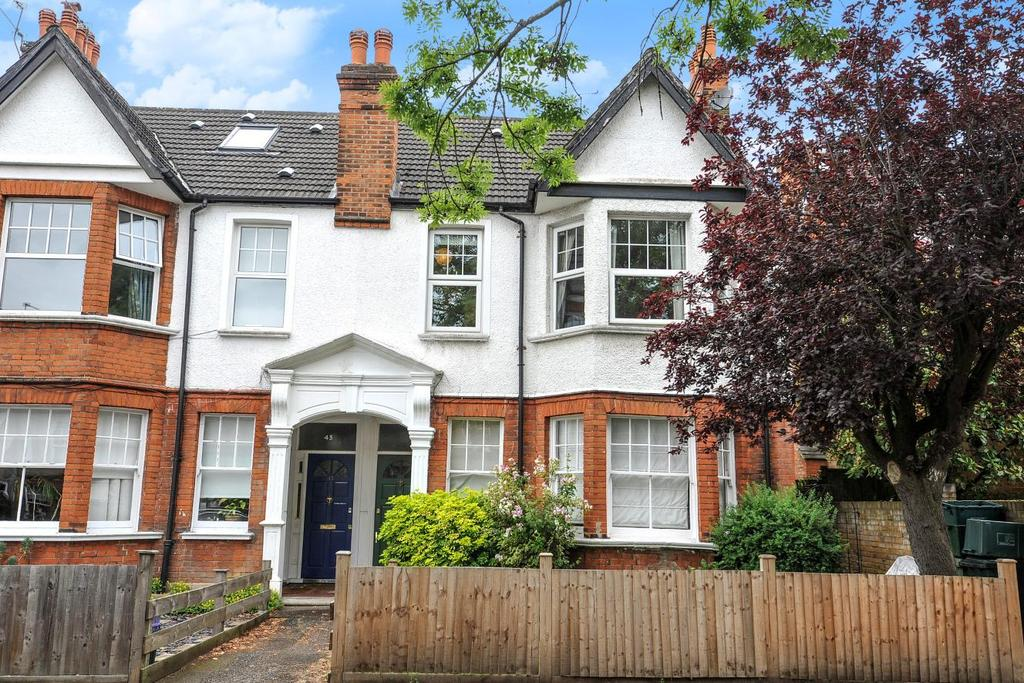 3 Bedrooms Flat for sale in Panmuir Road, Raynes Park