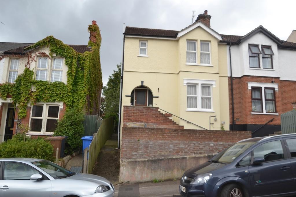 3 Bedrooms Semi Detached House for sale in 133 Hervey Street Ipswich