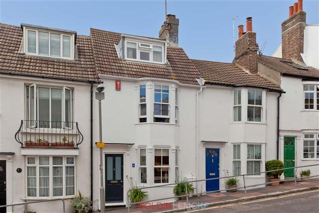 3 Bedrooms Town House for sale in Crown Street, Brighton