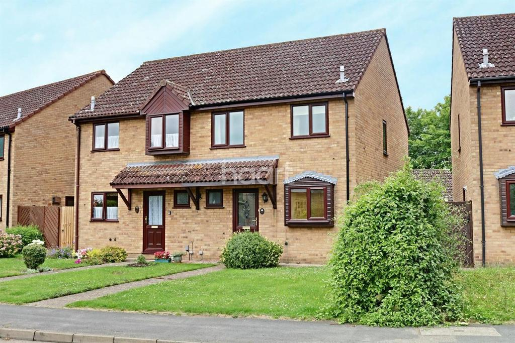 3 Bedrooms Semi Detached House for sale in Cambridge Road, Waterbeach