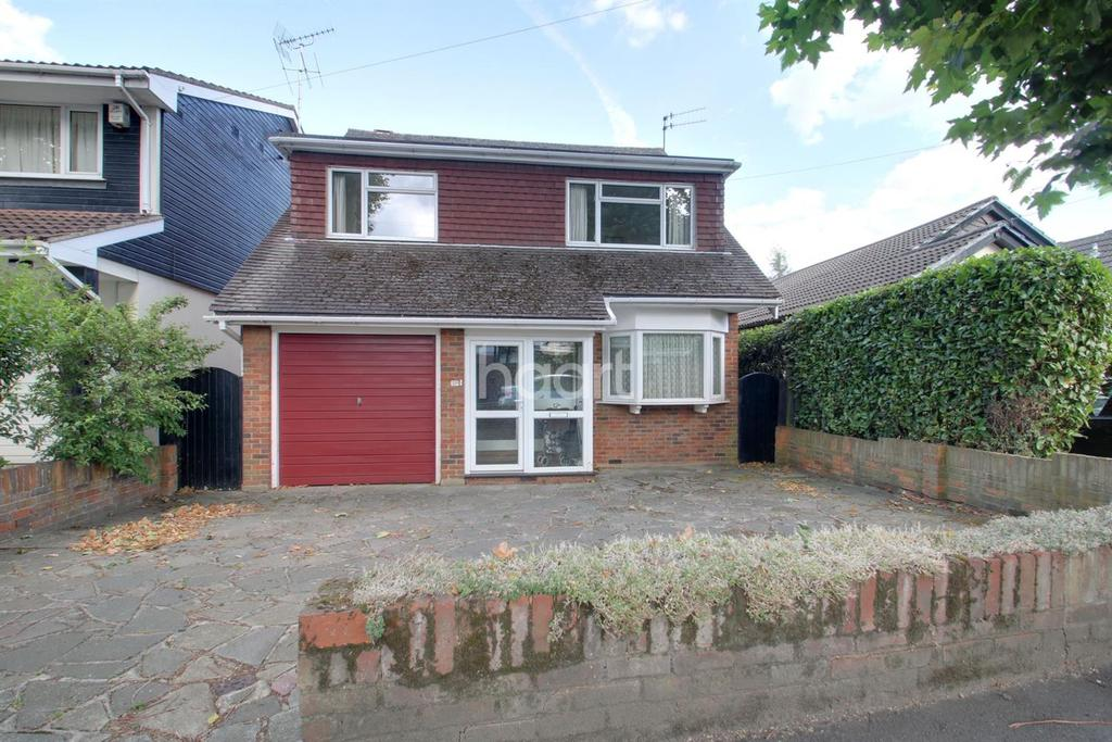 4 Bedrooms Detached House for sale in Kingston Road, Gidea Park