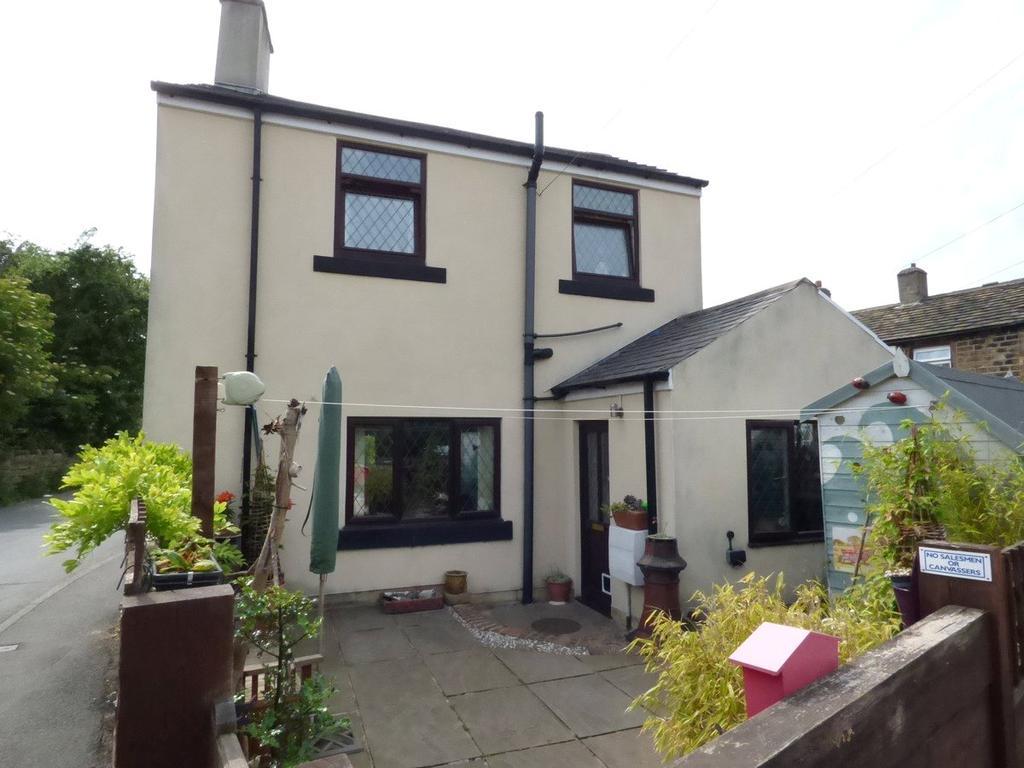 2 Bedrooms Detached House for sale in Elm Street, Skelmanthorpe, Huddersfield, West Yorkshire, HD8