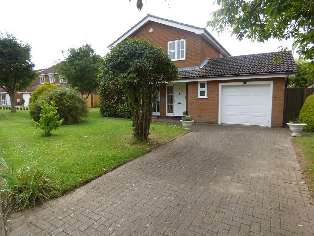 3 Bedrooms Detached House for sale in Ludlow Gardens, Quadring