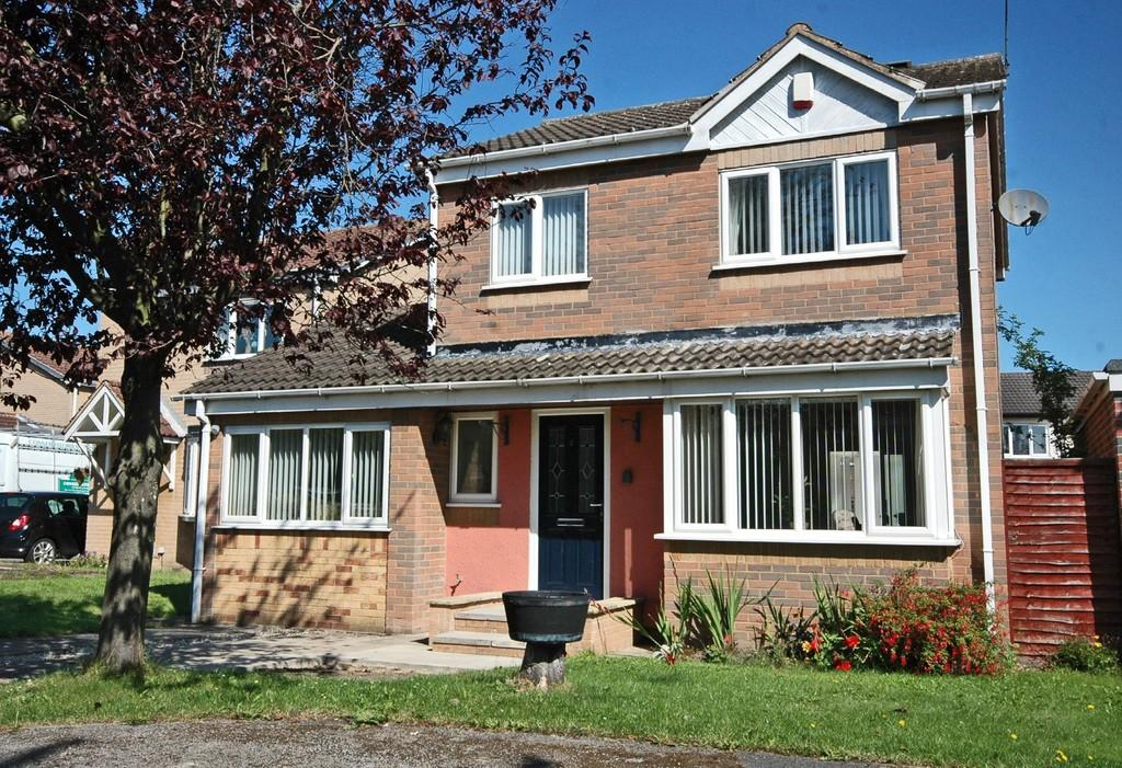 3 Bedrooms Detached House for sale in Clayton Mews, Altofts