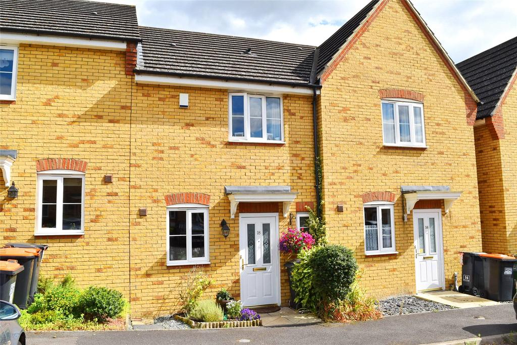 2 Bedrooms Semi Detached House for sale in Deverell Way, Leighton Buzzard
