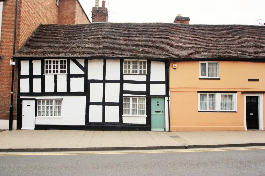 2 Bedrooms Cottage House for sale in Rother Street, Stratford