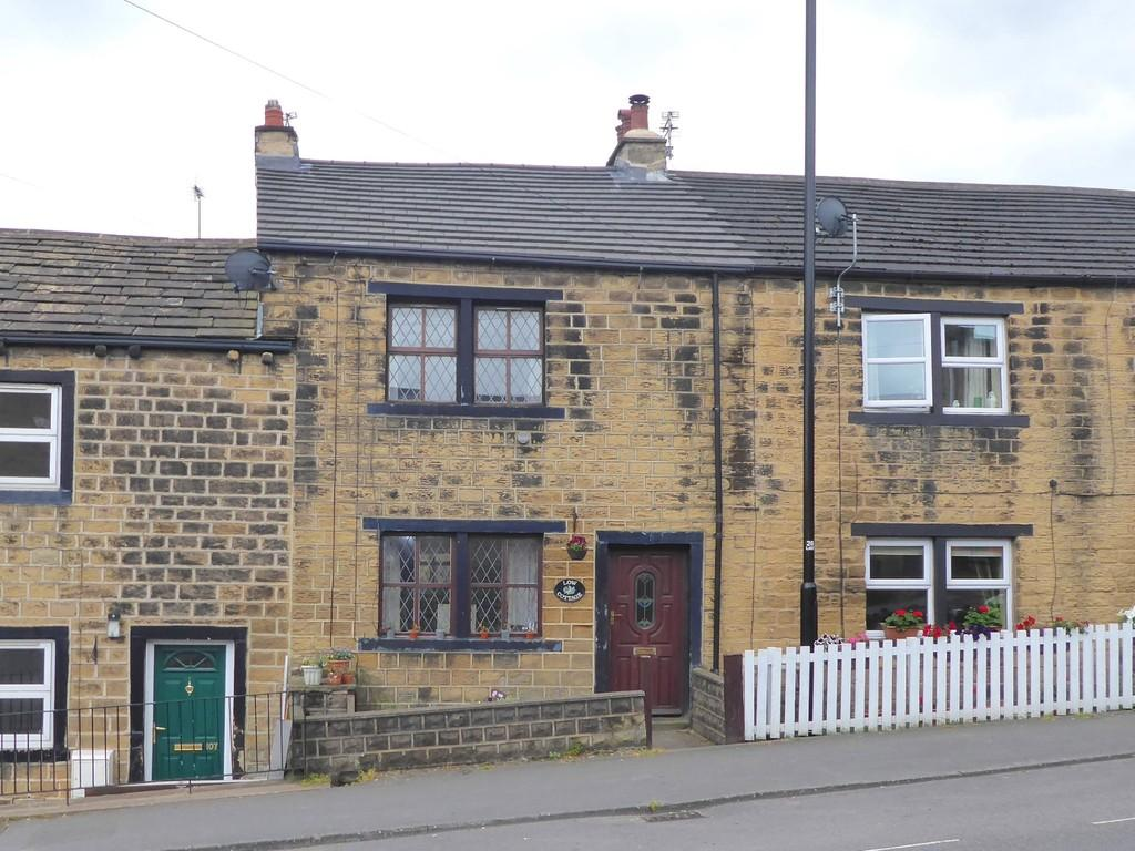 2 Bedrooms Terraced House for sale in Lowtown, Pudsey
