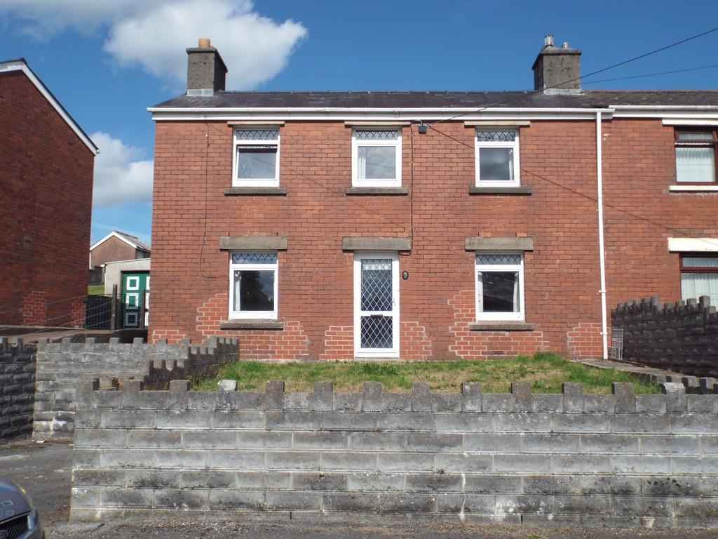 3 Bedrooms Semi Detached House for sale in Parc y Mynach, Pontyberem