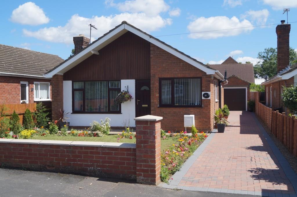 3 Bedrooms Detached Bungalow for sale in Westfield Avenue, North Greetwell, Lincoln