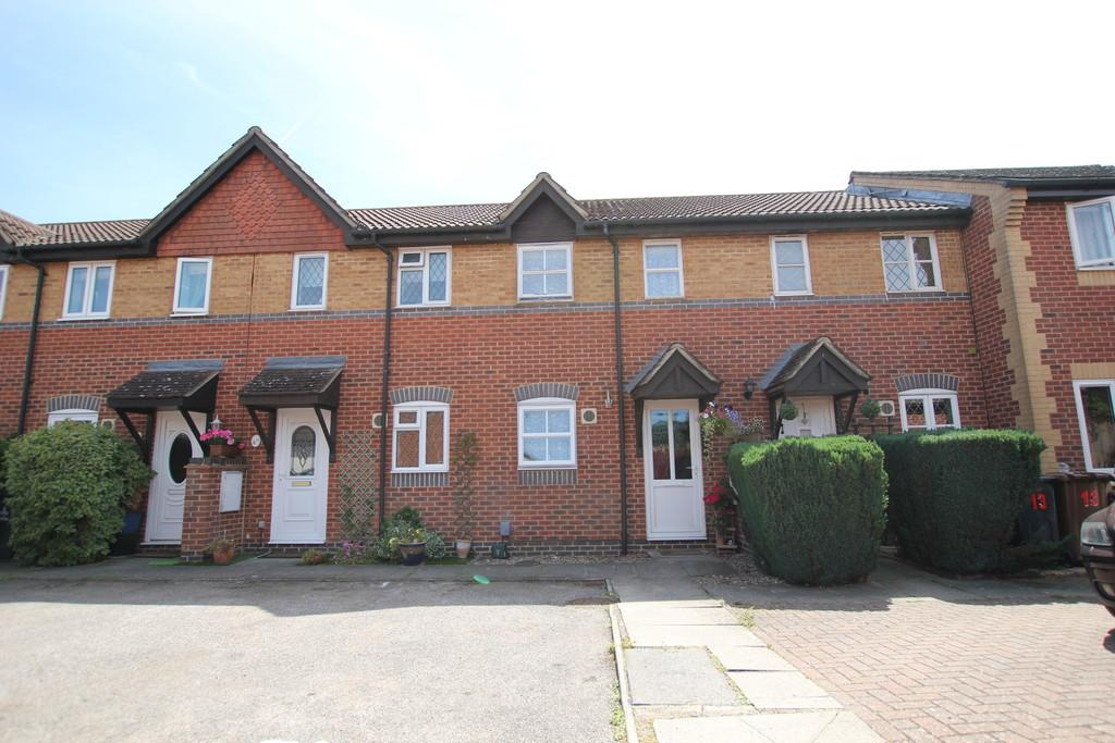 2 Bedrooms Terraced House for sale in Chepstow Close, Stevenage