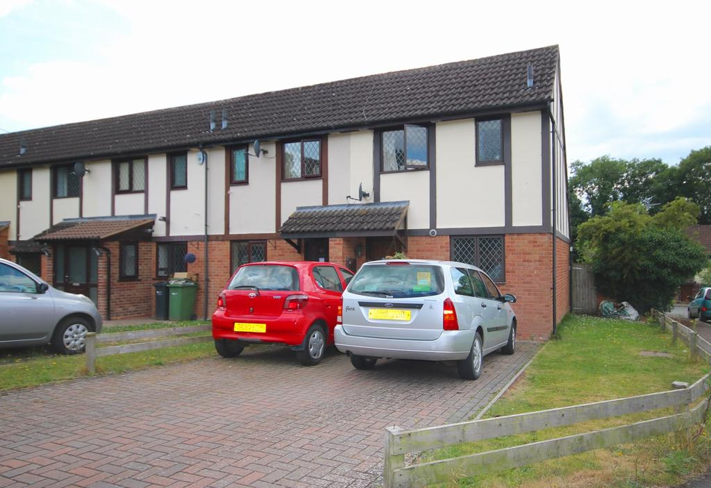 2 Bedrooms End Of Terrace House for sale in Robinsons Meadow, Ledbury, HR8