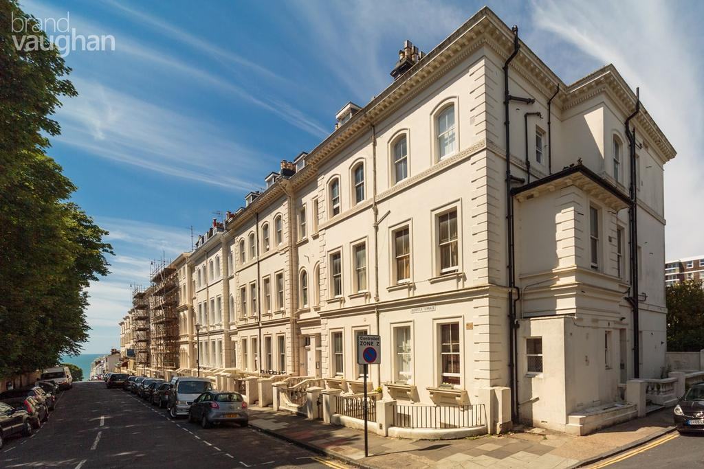 1 Bedroom Flat for sale in Norfolk Terrace, Brighton, Bn1