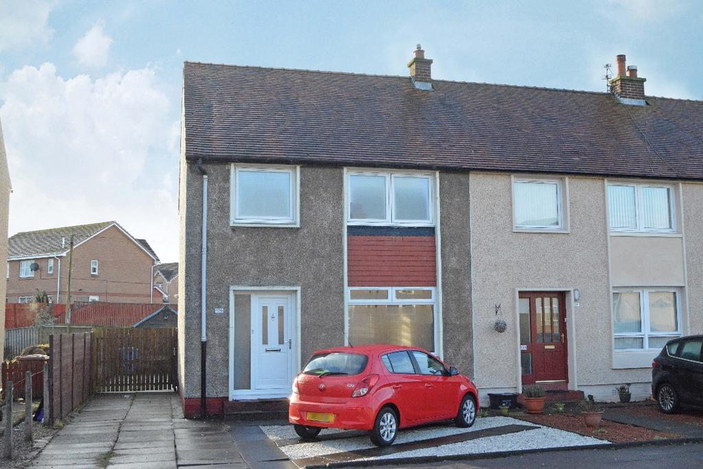 2 Bedrooms End Of Terrace House for sale in Main Street, Carronshore, Falkirk, FK2 8EY