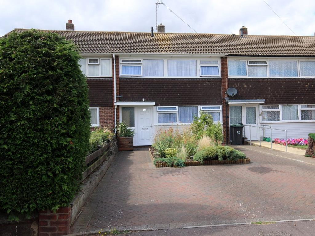 3 Bedrooms Terraced House for sale in Hatfield Road, Flitwick, MK45