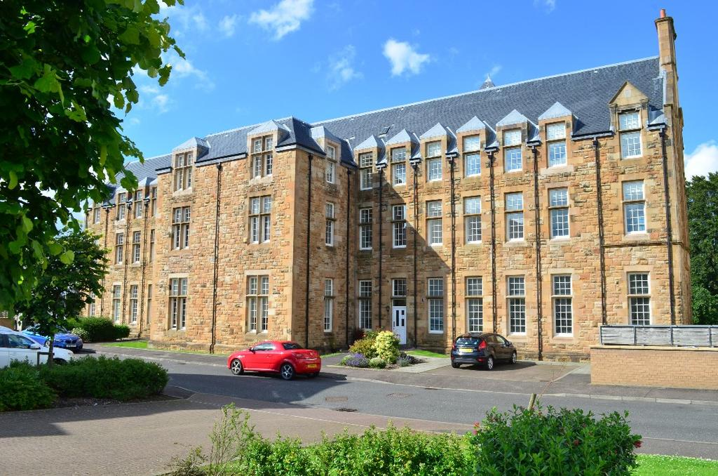 2 Bedrooms Flat for sale in Parklands Oval, 1.2, Crookston, Glasgow, G53 7UD