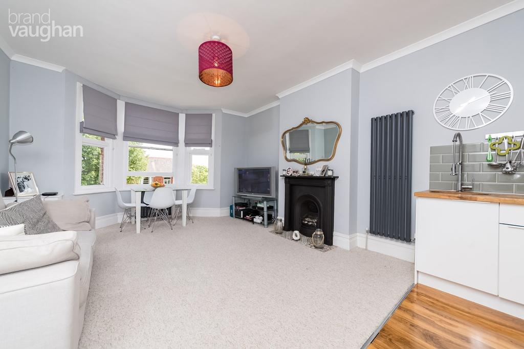 2 Bedrooms Flat for sale in Stanford Avenue, Brighton, BN1
