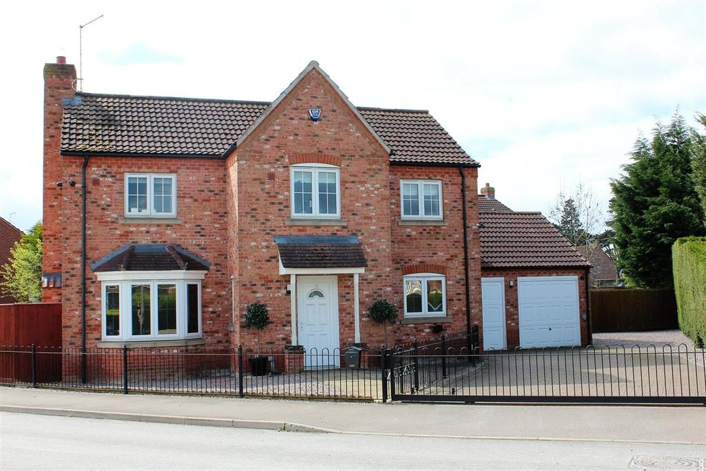 4 Bedrooms Detached House for sale in St Thomas Drive, Boston, PE21