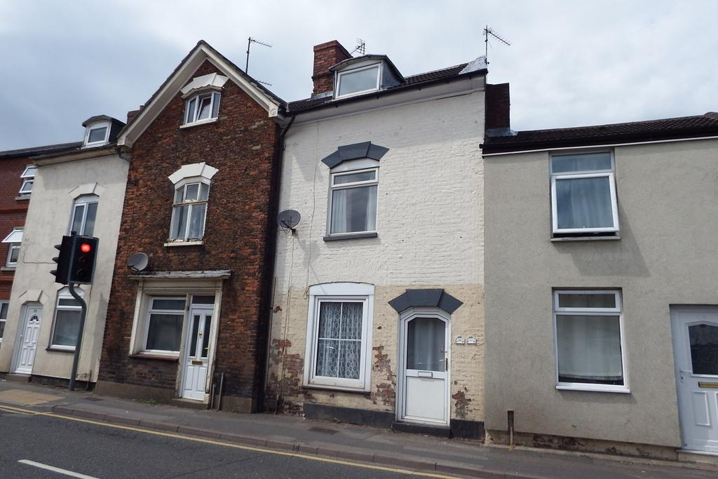 2 Bedrooms Terraced House for sale in Winsover Road, Spalding, PE11