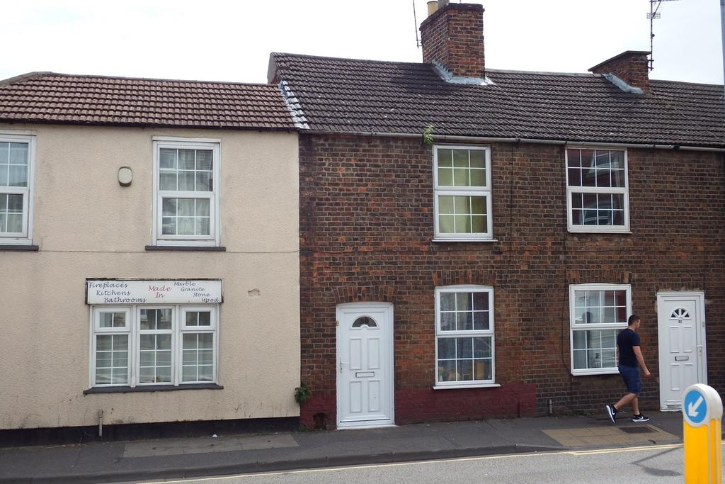 1 Bedroom Terraced House for sale in Winsover Road, Spalding, PE11