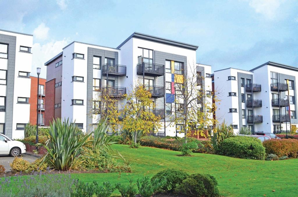 2 Bedrooms Flat for sale in Shuna Street, Flat 3/3, Ruchill, Glasgow, G20 9QR