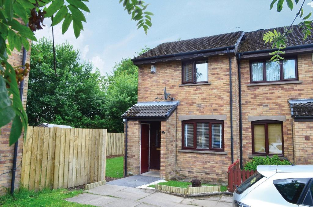 1 Bedroom End Of Terrace House for sale in Gairbraid Court, Kelvindale, Glasgow, G20 8HU