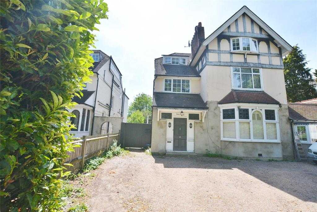 2 Bedrooms Apartment Flat for sale in York Lodge, The Avenue, Bushey, Hertfordshire, WD23