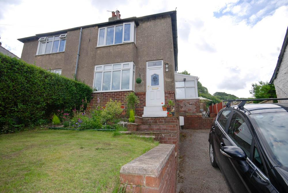 2 Bedrooms Semi Detached House for sale in Macclesfield Old Road, Buxton