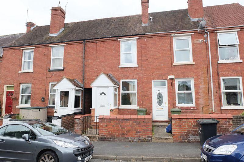 2 Bedrooms Terraced House for sale in Hemming Street, Kidderminster DY11 6NB