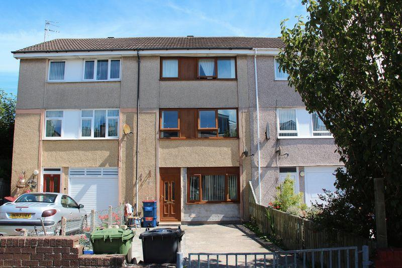 4 Bedrooms Terraced House for sale in Water Street, Holyhead