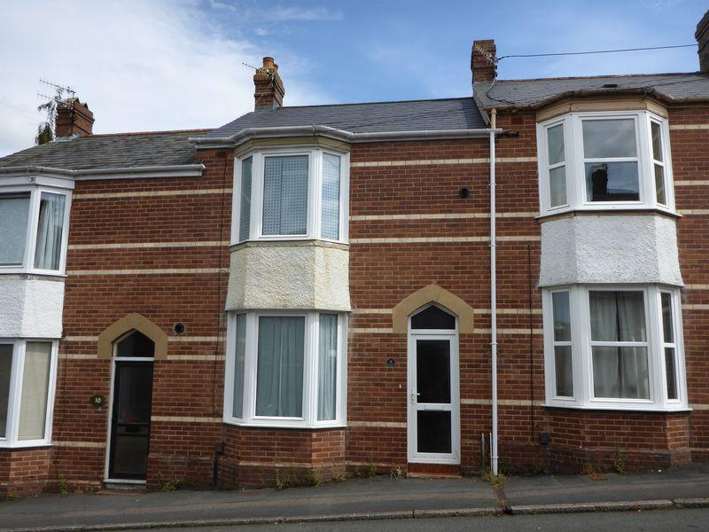 2 Bedrooms Terraced House for sale in St Sidwells Avenue, Exeter